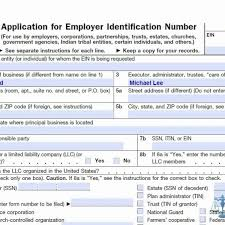 learn how to fill the form ss 4 application for ein youtube for ss 4 letter 600x600