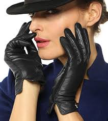 WARMEN <b>Women</b> Touchscreen Texting Nappa <b>Leather Glove</b> ...