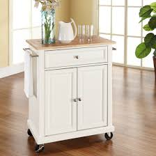 Kitchen Towel Storage Small Kitchen Island Cart With Stainless Steel Top Stainless Steel