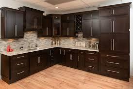 precut laminate countertops custom laminate countertops dark espresso kitchen cabinet in l shape with