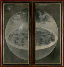 bosch the garden of earthly delights. Jheronimus Bosch: Garden Of Earthly Delights - Creation Bosch The N