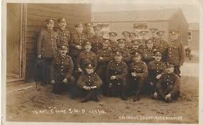 RHYL, 1915 WW1 RP - 2nd SOUTH WALES BRIGADE, INSPECTION by Gen Sir Ivor  Phillips - £9.99 | PicClick UK