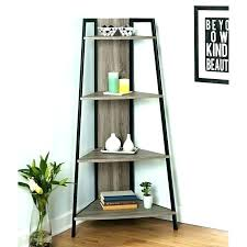 nice industrial corner shelf ladder style bookshelf rustic wood metal how pipe shelves h plumbing pipe shelf shelves shelving kit industrial corner