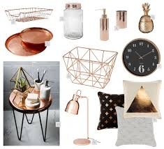Small Picture Rose Gold Home Decor FLIP AND STYLE Australian Fashion and rose