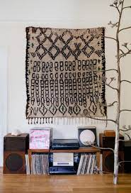 hang rug wall 7 lazy loft