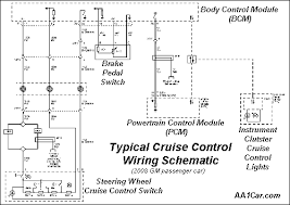 diagnose cruise control cruise control wiring circuit schematic