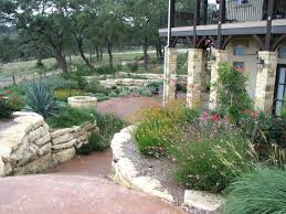 Small Picture Small Yard Landscaping Ideas Central Texas Drought Tolerant Texas