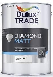 Dulux Trade Diamond Matt Colour Range Best Diamond 2018
