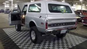 1972 Chevrolet Blazer - YouTube
