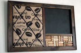 Kitchen Memo Boards Memo Board Wine Corkboard Chalkboard Kitchen Organizer Ideas 24