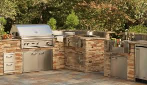 choosing a professional barbecue grill for your outdoor kitchen elegant outdoor kitchens
