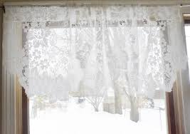 Lace Window Treatments Home Design Black Lace Curtains Vintage Window Treatments Garland