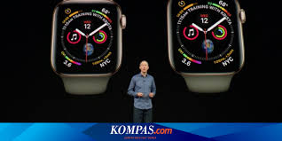 berita harian apple watch series 4