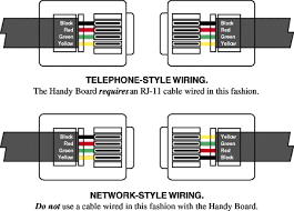 standard wiring rj11 rj12 connectorpairs wiring circuit diagram rj11 wiring on the r11 on my interface charger board is smoking hot and is turning