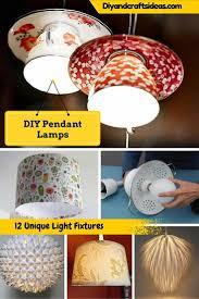 diy pendant lighting. DIY Hanging Lamps Diy Pendant Lighting I