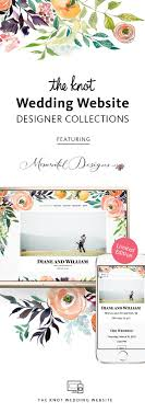 Wonderful Free Wedding Planning Websites 15 Best Wedding Event Free Wedding Website Templates The Knot