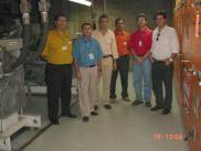 AMIL visita instalações da INFOGLOBO