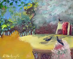birds stay original painting by rasa staskonytė oil painting