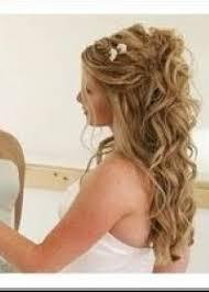 Photo Coiffure De Mariage Cheveux Long Bouclés