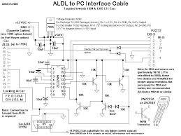 aldl wiring diagram wiring diagram basic aldl wiring diagram