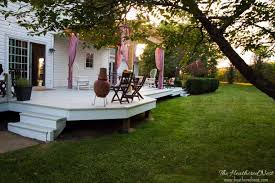 backyard ideas deck. heathered nest outdoor living roomdeck reveal so much more can be done for backyard ideas deck r