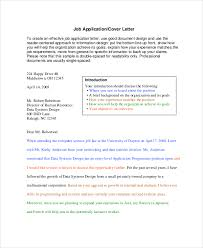 Double Spaced Cover Letter Darquecarnival Com
