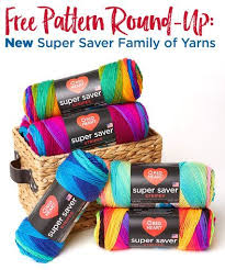 Red Heart Yarn Free Patterns