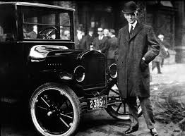 henry ford.  Ford To Henry Ford O