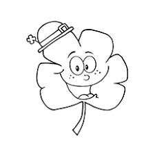 Shamrock Coloring Page Top 25 Free Printable St Patricks Day Coloring Pages Online