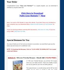 Diet Chart For Fatty Liver Grade 3 Fatty Liver Remedy Review Whats The Liver Detox About