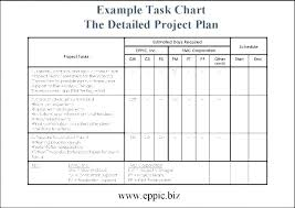 Excel Example Download Simple Project Plan Template Document Business Templates