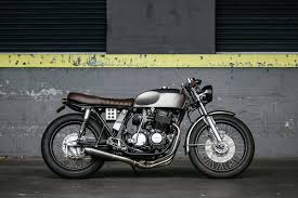 first timer honda cb750 cafe racer return of the cafe racers