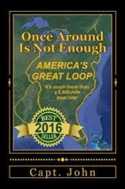 Great Loop Charts Bluewater Books Charts Once Around Is Not Enough