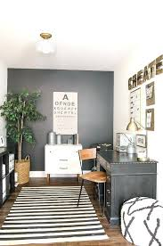 modern office decoration. Contemporary Office Decor A Modern Industrial Farmhouse Decorated Completely On The Cheap Home . Decoration R