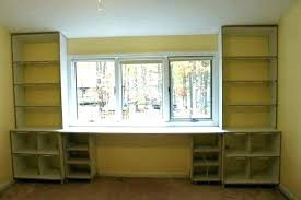 builtin desk plans bookshelves and desk built in built in corner office desk cabinets bookshelves and builtin desk plans cool built