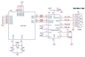circuit diagram of bluetooth device circuit image how to interface bluetooth lpc2148 arm7 development board on circuit diagram of bluetooth device