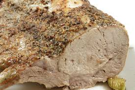 Bone In Pork Loin Roast Cooking Time Chart Oven Roasted Rack Of Pork