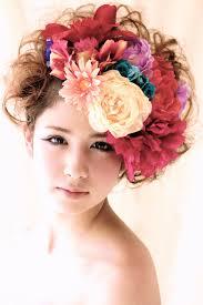 花嫁の髪型アップスタイル画像集ティアラ花編み込みなど I See