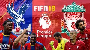 FIFA 18 - คริสตัลพาเลซ VS ลิเวอร์พูล -  พรีเมียร์ลีกอังกฤษ(สุดยอดซุปเปอร์เซฟ) - YouTube