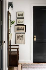 painting your doors black