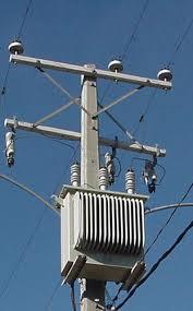 Corte programado por cambio de transformadores- aumento de potencia