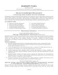 Housekeeping Resume Entry Level