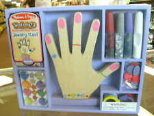 Melissa And Doug Decorate Your Own Jewelry Box Melissa Doug Jewelry Stand DYO eBay 81
