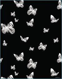 White Butterfly Wallpaper ...