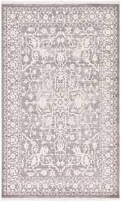 Light Gray 152cm x 245cm New Vintage Rug | Area Rugs | iRugs South Africa