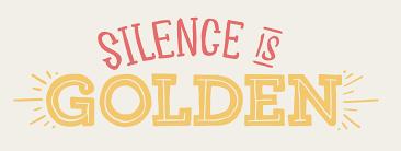silence golden essay