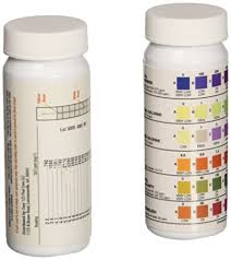 Clorox Test Strips Color Chart 2019