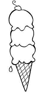 summer color pages ice cream cone melting in summer coloring pages indian summer coloring book pages