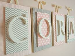 nursery wall letters canada decor