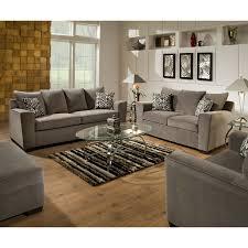 Wayfair Living Room Furniture Simmons Upholstery Roxanne Living Room Collection Reviews Wayfair